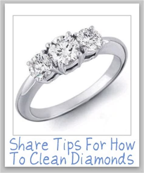 how to make jewelry cleaner for diamonds how to clean jewelry so it sparkles