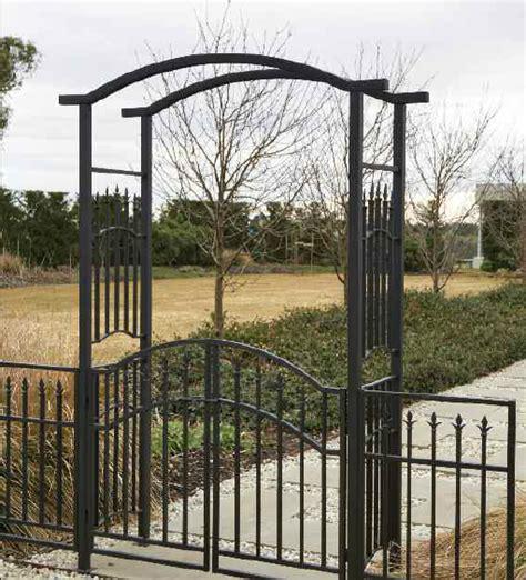 Garden Arch Gate Uk Garden Arch Gate Photograph Garden Arch With Gates