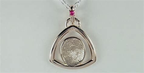 how to make thumbprint jewelry impressions 174 fingerprint jewelry is made from the