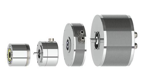 Compact Electric Motor by Brushless Pancake Motors