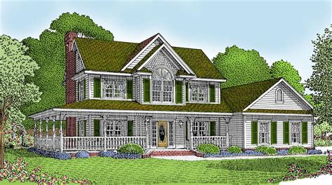 country house plans with wrap around porches country home with wrap around porch country house