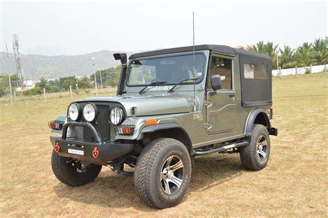 Wallpaper Car Jeep by Mahindra Thar Jeep Wallpapers Sports Car Racing Car