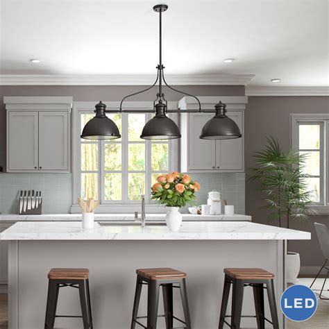 3 light pendant island kitchen lighting vonnlighting dorado 3 light kitchen island pendant