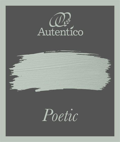 Autentico Poetic Chalk Paint Chalk Paints Josefina