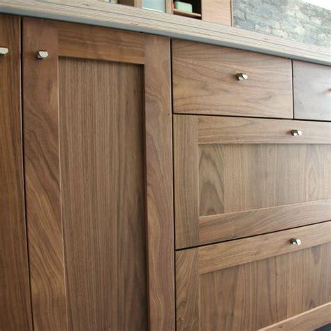 hardwood kitchen cabinets 25 best ideas about walnut kitchen cabinets on