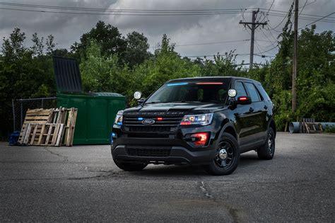 ford lights ford offers stealth light bar for interceptor