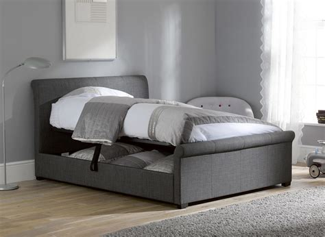 bed frame without wheels wilson ottoman bed frame dreams