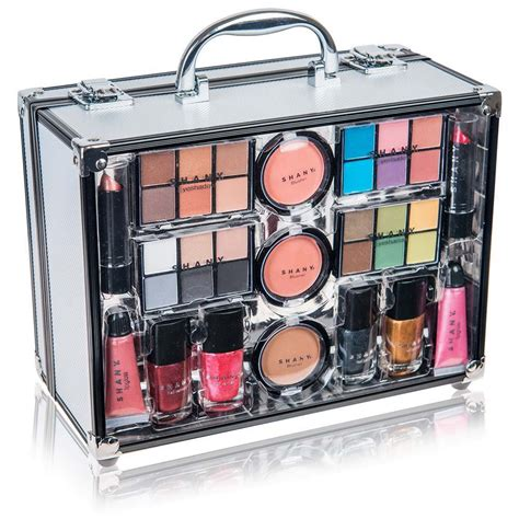 All In One Makeup Kit Eye Shadow Palette Blushes Powder