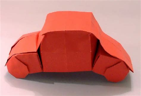 origami truck origami cars gilad s origami page