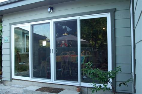 4 panel sliding patio doors patio door 4 panel sliding patio door