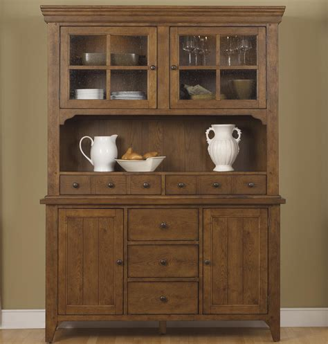 china buffet cabinet liberty furniture hearthstone mission style buffet with