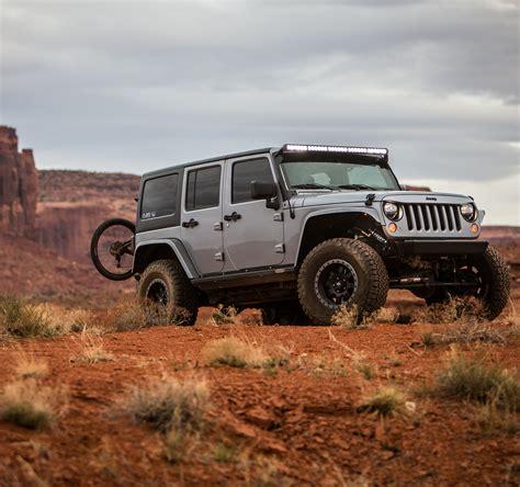 50 led light bar jeep jeep onx6 50 quot jk light bar kit led light bars baja