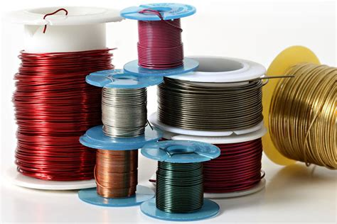 types of wire for jewelry jewelry wire materials and shapes