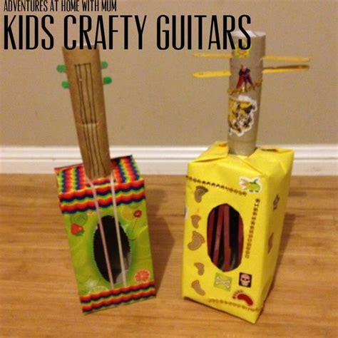 guitar crafts for 66 best guitar images on
