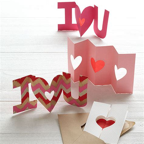 how to make cool valentines day cards 30 unique diy valentines day cards envelopes