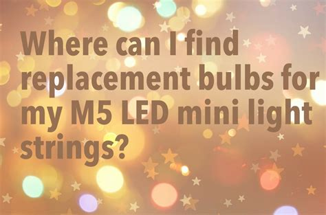 where can i find lights where can i find replacement led bulbs