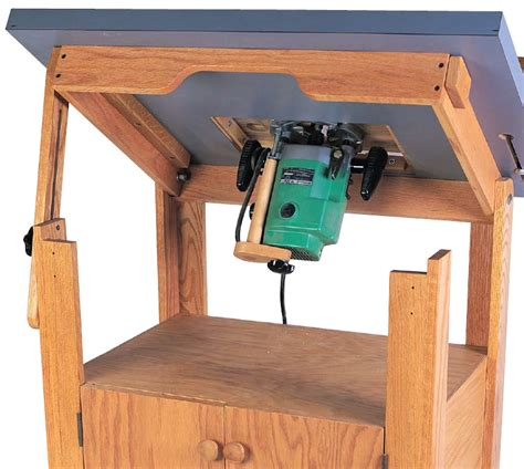 popular woodworking plans four great router table plans popular woodworking magazine