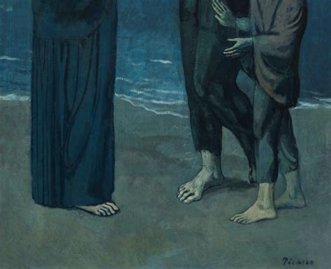 picasso paintings the tragedy 1000 images about picasso s blue period tangled up in
