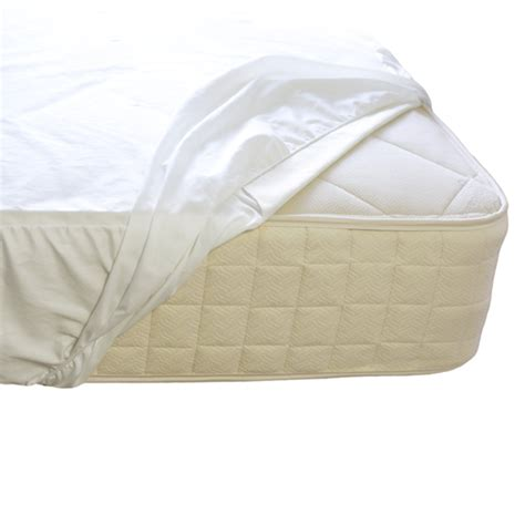 organic waterproof crib mattress pad organic cotton waterproof mattress pad