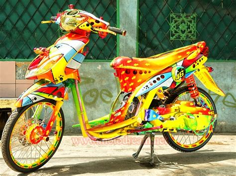 Poto Motor Modip by Foto Modif Yamaha Mio Sporty Modifikasi Motor Yamaha 2016
