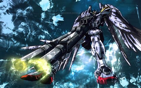 gundam wing anime gundam