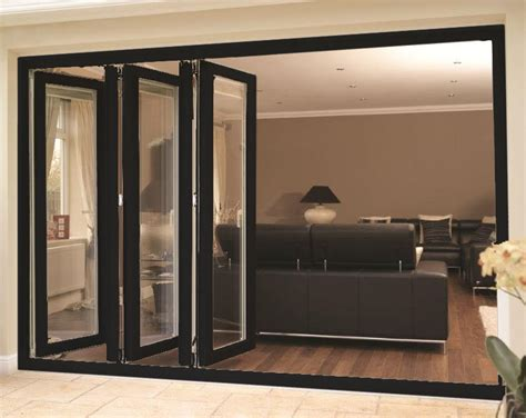 upvc bi fold patio doors contemporary upvc bi folding doors from blackpool uk