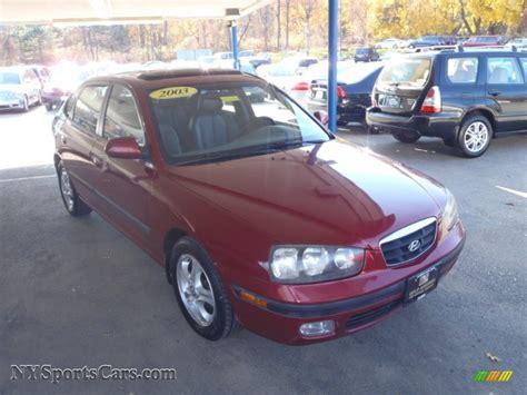 2003 Hyundai Elantra For Sale by 2003 Hyundai Elantra Gt Hatchback In Chianti 080427