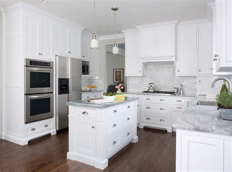 Kitchen Island With Cooktop And Seating super white quartzite countertops transitional kitchen