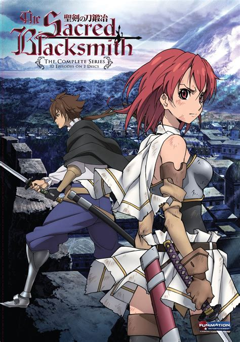 Review The Sacred Blacksmith Complete Series S A V E