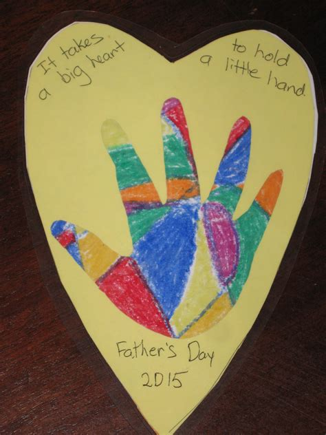 fathers day paper crafts simple s day craft pumpkins and me