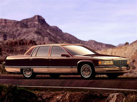1996 Cadillac Fleetwood by 1996 Cadillac Fleetwood Brougham Maintenance Restoration