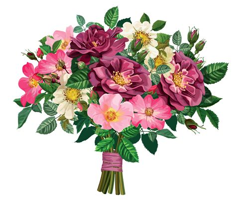 of flowers beautiful bouquet of flowers bouquet of flowers clip