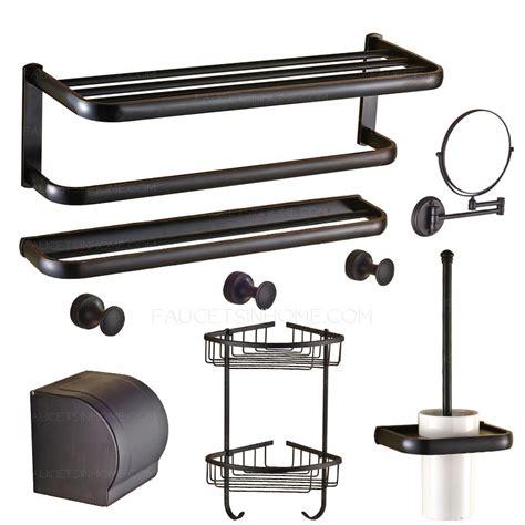 rubbed bronze bathroom accessories set rubbed bronze bathroom accessories set 28 images