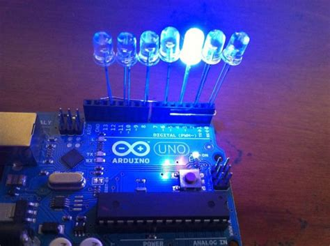 arduino led light dirt cheap arduino led light bar use arduino for projects