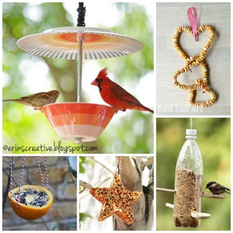 easy bird feeder crafts for 15 wonderful bird feeder crafts and ideas a great way to
