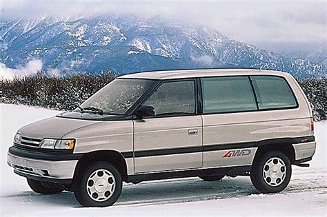 how things work cars 1990 mazda mpv seat position control 1990 98 mazda mpv consumer guide auto