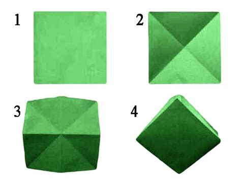 origami tree step by step simple origami tree