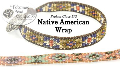 how to make american beaded bracelets american style wrap bracelet