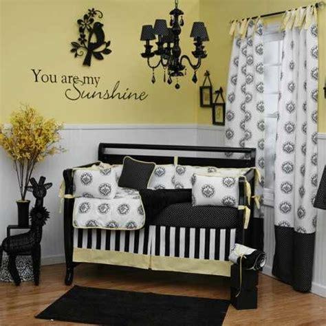 black and yellow crib bedding crib bedding baby crib bedding sets carousel designs
