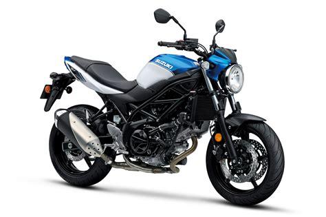 Sv650 Suzuki by 2018 Suzuki Sv650 Review Totalmotorcycle