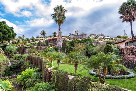 Der Garten Auf Spanisch spanien botanische g 228 rten in spanien