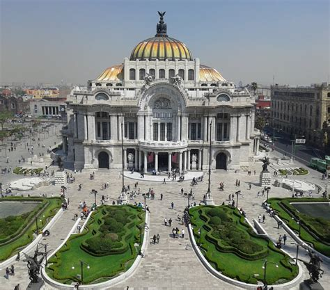 el palacio panoramio photo of el palacio de bellas artes