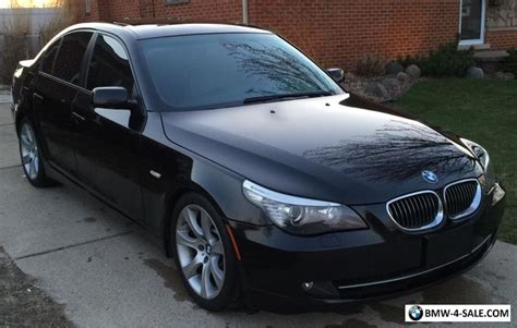 2008 Bmw 5 Series For Sale by 2008 Bmw 5 Series For Sale In United States