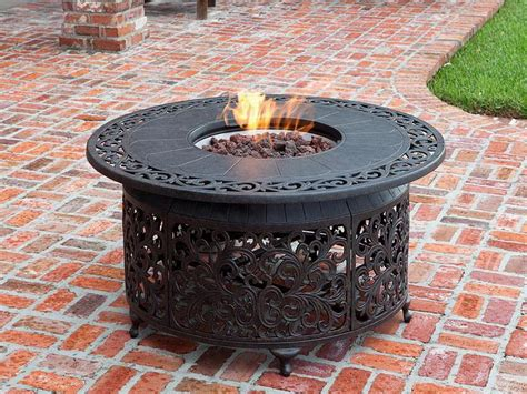 firepits gas outdoor how to create outdoor valley gas pits table