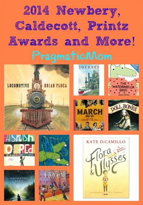 caldecott picture book winners 2014 newbery caldecott printz awards and more