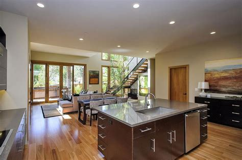interiors kitchen world of architecture contemporary style home in burlingame california