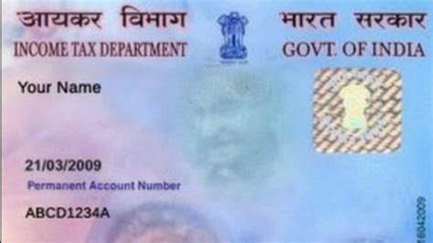 make pan card india ease of doing govt weighs pan a unique id for