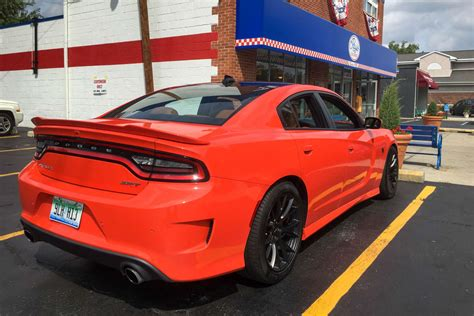 2016 Charger Srt Hellcat by 2016 Dodge Charger Srt Hellcat Real World Fuel Economy