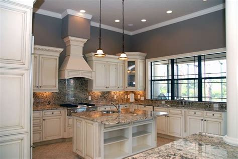 kitchen wall color with white cabinets how to antique kitchen with white paint