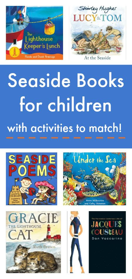 picture books for theme children s books about the sea with seaside activities to